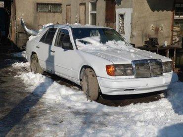 Mercedes-Benz 200 1987 в Бишкек