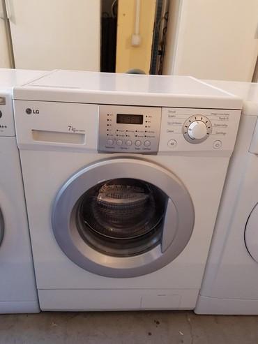 Saracka masina - Srbija: Mašina za pranje