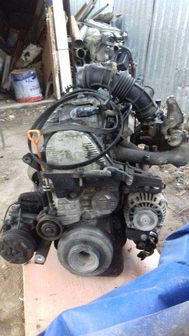 Мотор хонда hr-v 2000 объём двигателя 1,6 в Бишкек