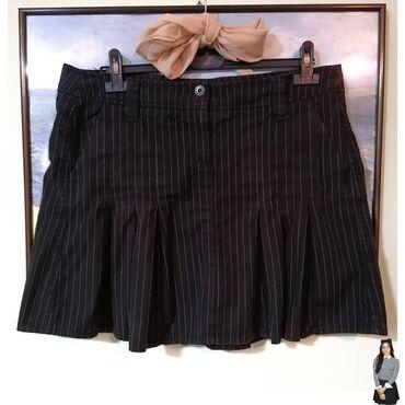 Esprit moderna suknja bez oštecenja.  Vel 42.  97% pamuk, 2% elastin