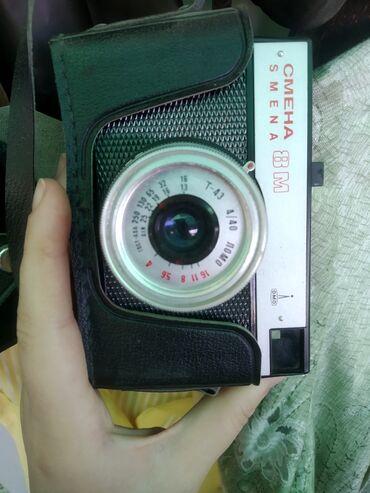 Фотоаппарат советский, имеются в наличии еще фотоаппараты советские и