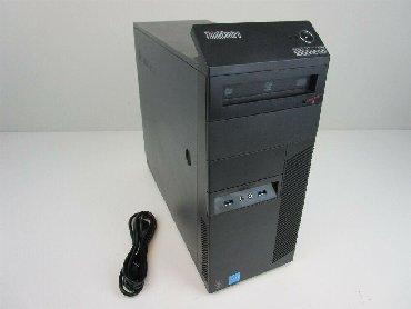 ipad mini a1455 в Кыргызстан: Продаю системные блоки i3, i5, pentium оригинал белой сборки lenovo m9