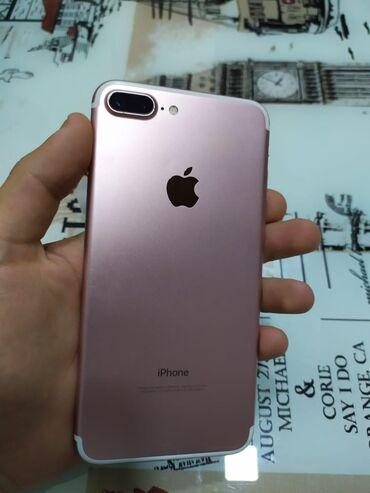 7 plus - Azərbaycan: Yeni iPhone 7 Plus 128 GB Cəhrayı qızıl (Rose Gold)