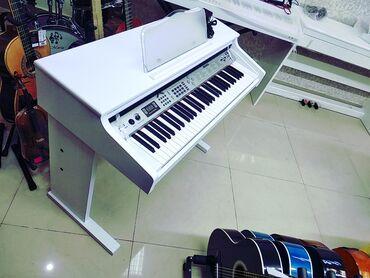 виолончель музыкальный инструмент в Азербайджан: Pianino elektron yeni keyfiyyətli model5 oktava həcmində61