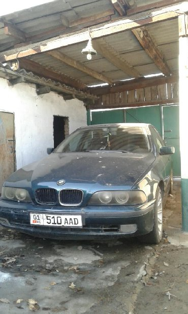 bmw-520 в Кыргызстан: BMW 520 2 л. 1996   311000 км