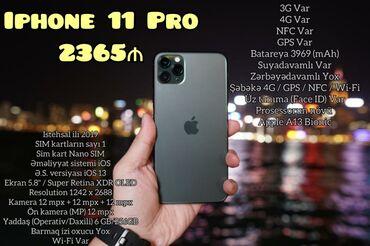 Новый IPhone 11 Pro 256 ГБ Черный