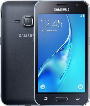Samsung galaxy j1 - Азербайджан: Б/у Samsung Galaxy J1 2016 8 ГБ Черный