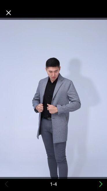 Пальто деми 48размер новый с этикеткой никто не носил качество