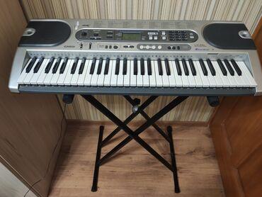 продажа малины бишкек в Кыргызстан: Продаю оригинальный синтезатор Casio LK 70s в отличном состоянии