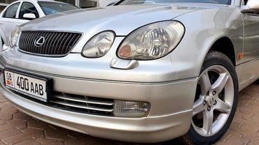 Lexus GS 4.3 l. 2004 | 180000 km