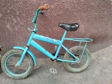 велосипед-детский-5-лет-купить в Кыргызстан: Продаю детские велосипеды в хорошем состоянии всё работает