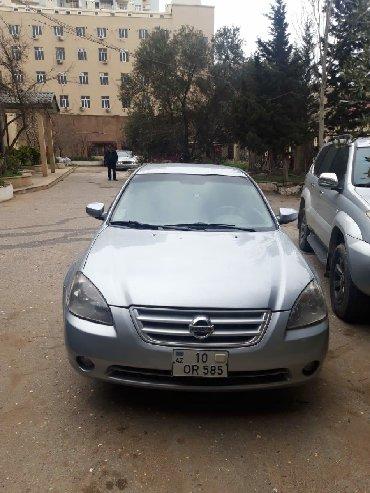 nissan altima - Azərbaycan: Nissan Altima 2.5 l. 2005   216271 km