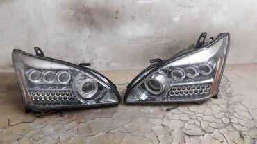 Передняя оптика Лексус RX 350 комплект 2 шт Правая Левая