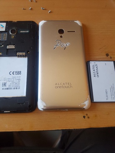 Alcatel - Кыргызстан: Продаю alkatel onetoch модель 5015D дисплей рабочий, цена 1500с