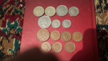 Монеты - Азербайджан: 2 Elizabeth qedim