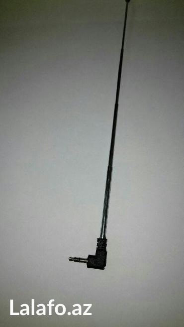 Bakı şəhərində Antena