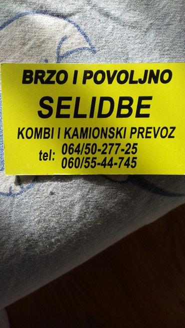 Jeftino,profesionalno,brzo,na podrucju Beograda i cele Srbije. - Beograd
