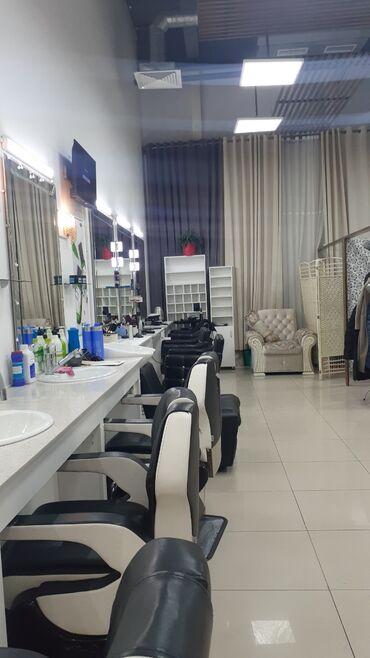 кресла для наращивания ресниц в Кыргызстан: Парикмахер Универсал. Аренда места. Ошский рынок