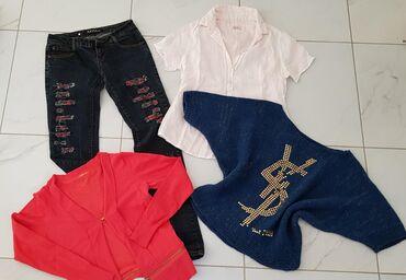 Paket zenske garderobe - Srbija: Paket zenske garderobe