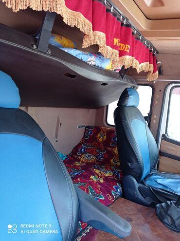 прицеп автомобильный бу в Кыргызстан: Мерс 817болшой мост болшой каропка горный автоном всё атлично работает
