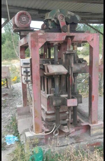 Оборудование для бизнеса в Кара-Суу: Станок сатып алам ПЕСКОБЛОК