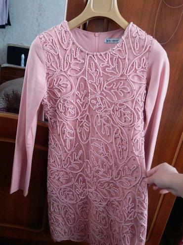 Продаю нежно розовое  коктейльное в Бишкек