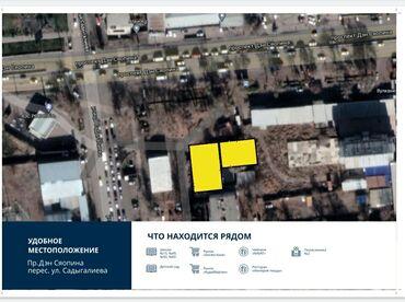 Продажа квартир - Жженый кирпич - Бишкек: Элитка, 1 комната, 31 кв. м Бронированные двери, Видеонаблюдение, Лифт