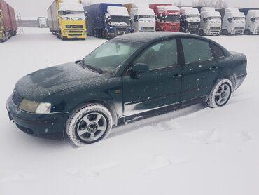 запчасти volkswagen transporter t4 в Кыргызстан: Volkswagen Passat 1.6 л. 1999 | 1 км