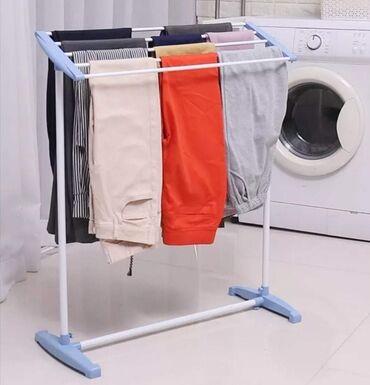 Stalak - Srbija: Stalak za susenje vesa - Mobile Towel RackCena: 1700 dinara. 1. Čvrsta
