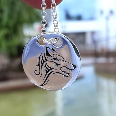 неоновые надписи бишкек в Кыргызстан: Медальон серебро с гравировкой любая надпись или картинка