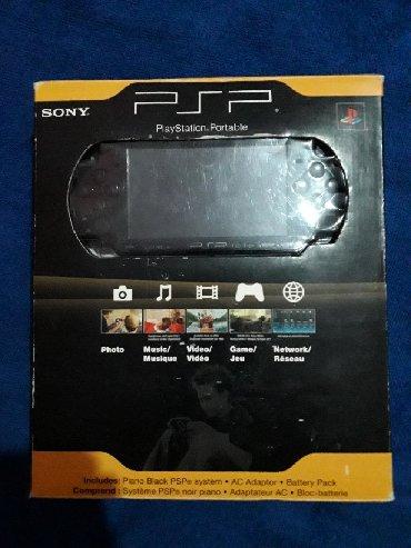sony psp - Azərbaycan: PSP Original -Power işıqı yanır amma ekran işləmir