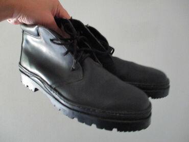 Muske cipele - Srbija: SUPER POVOLJNO - Radne cipele muske  Odlične, gotovo nenošene radne ci