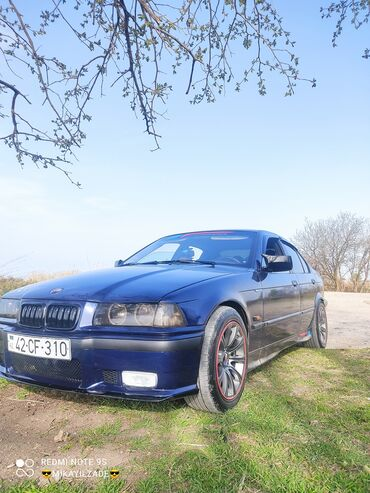 bmw z9 - Azərbaycan: BMW 316 1.6 l. 1994   300000 km