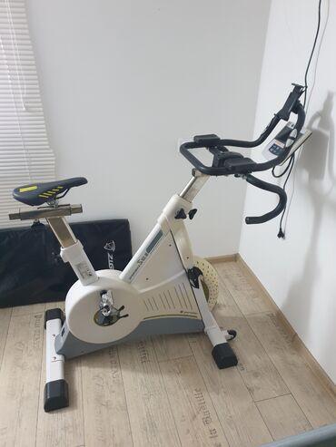 Maca - Zagubica: Sobna bicikla SPORTS LINE SPINER do 150kg