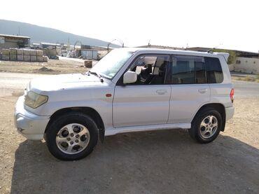 pajero io - Azərbaycan: Mitsubishi i 1.8 l. 1999   265000 km