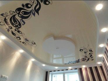 Натяжные потолки   Глянцевые, 3D потолки   Гарантия