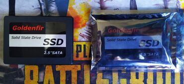 Компьютеры, ноутбуки и планшеты - Лебединовка: Продаю SSD диски новые 128 gb