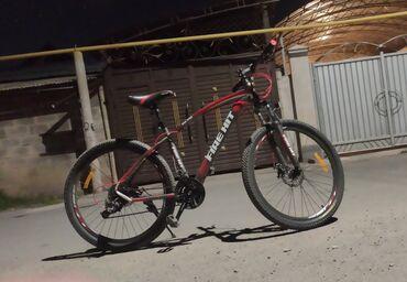 Горный велосипед  Размер рамы 18 Размер колес 26 Количество скоростей