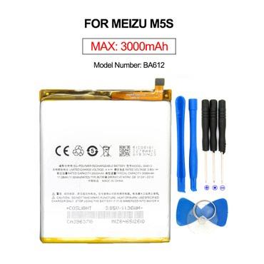 чехол meizu m5s в Азербайджан: Meizu M5S Orijinal Batareyası. Telefonunuz üçün original və zəmanətli