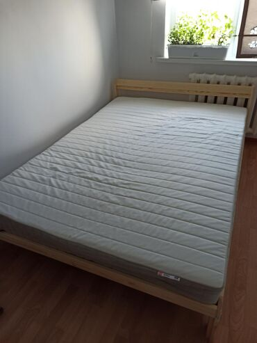 Новый матрац (матрас ) Hafslo ИКЕА (IKEA), размеры 140 на 200, высота
