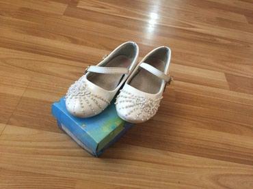 Продаю туфельки.  Состояние среднее. Размер 25.  в Бишкек