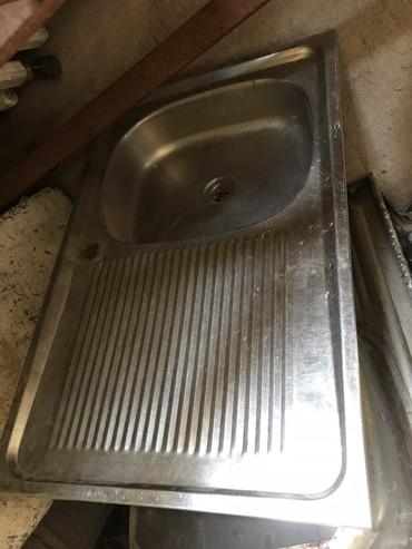 Кухонные мойки в Кыргызстан: Раковина