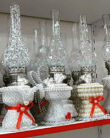 Toy geyimleri - Azərbaycan: Toy lampaları
