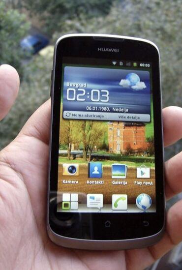 Huawei ascend y530 - Srbija: Huawei Ascend G 300-Odlican-potpuno ispravan, aliminijumsko kuciste