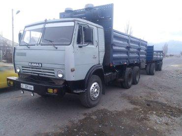 камаз 53215 в Балыкчах