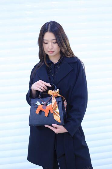 Женская сумка - Horse Bag Sumochkakg Цвет: Черный, Белый, Бежевый, и т