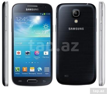 Mingəçevir şəhərində Samsung Galaxy S4 Mini (i9192)