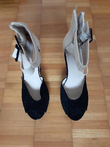 Ženska obuća | Futog: Sandale-broj 40 jednom obucene, kao nove!!