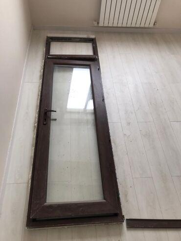 Продаю окна и двери срочно Почти новые очень хорошего качества Размер