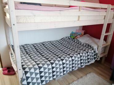 Krevet na sprat - Srbija: Krevet na sprat na prodaju za 150 eura, Tanja Inđija